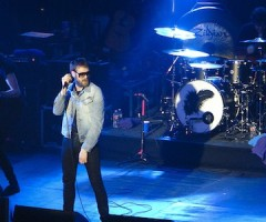 Kasabian Fonda Theatre Live Show Concert