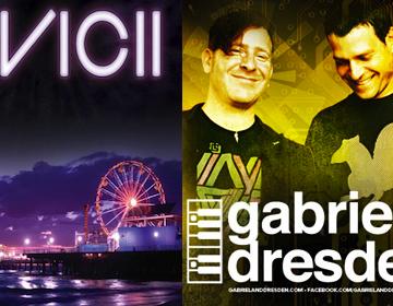 AVICII Gabriel & Dresden Exchange LA EDM