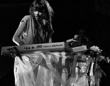 Grimes Lee's Palace toronto review live concert