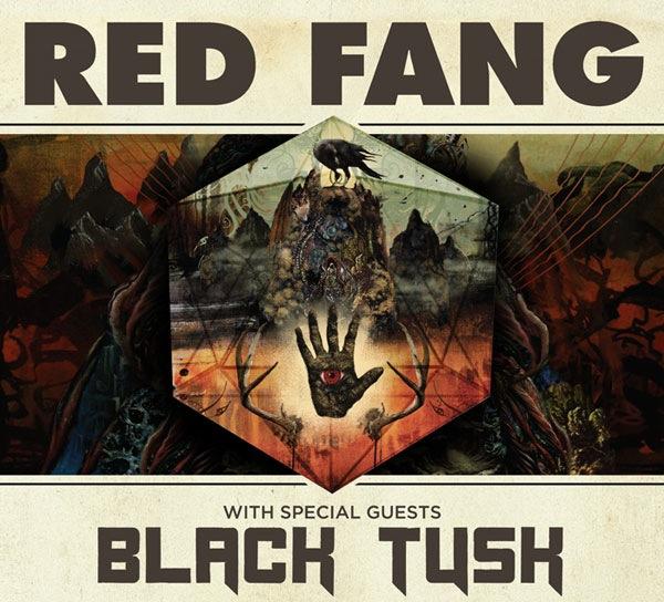 red fang black tusk tour los angeles tickets san francisco slim's troubadour