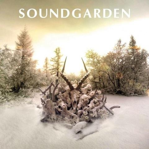 Soundgarden King Animal review new album download