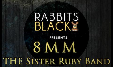 8mm sister ruby band PATH santa monica dakota lounge charity