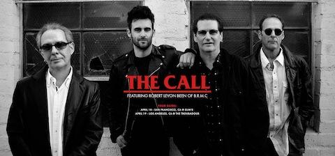 The Call Robert Been tickets Troubadour Slim's preview