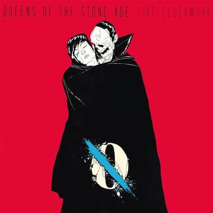 qotsa queens of the stone age like clockwork album review