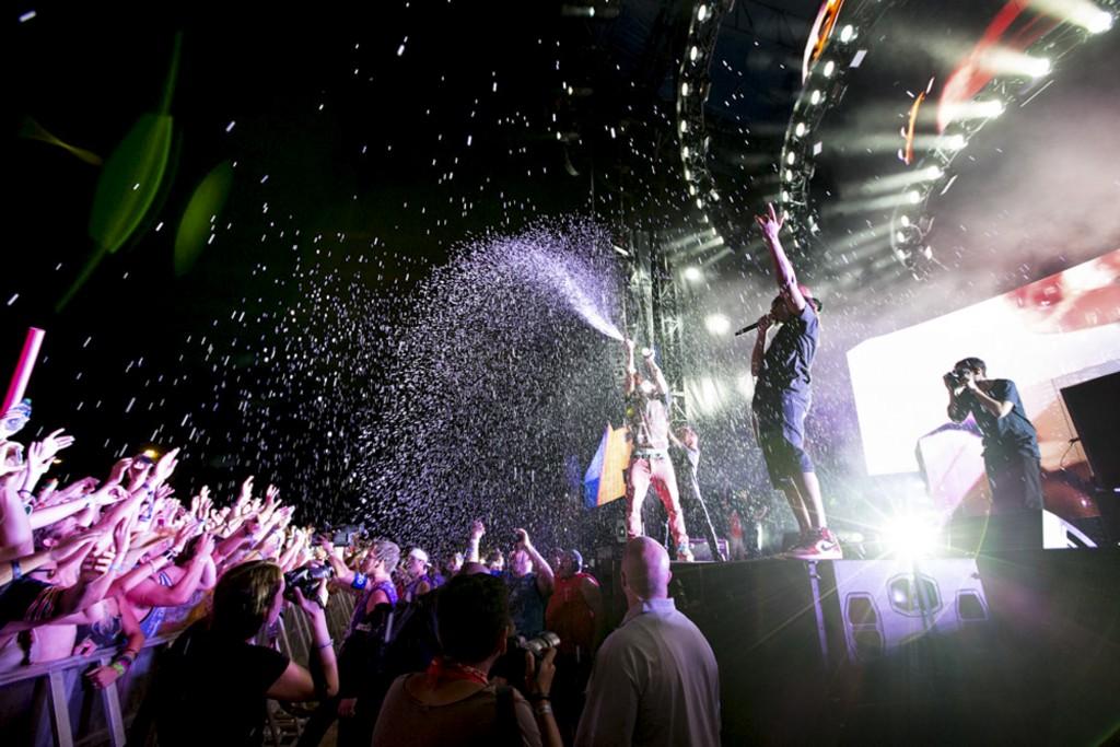 Lollapalooza 2013 ~ Steve Aoki ~ by Jack Edinger