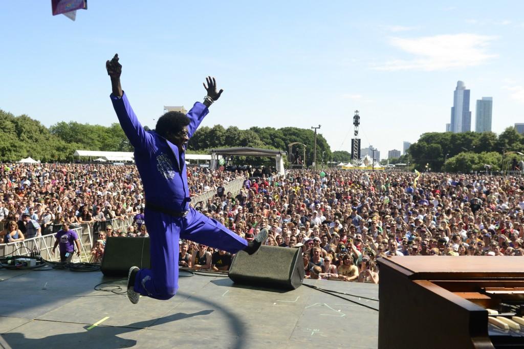 Lollapalooza 2013 ~ Charles Bradley ~ by Matt Ellis