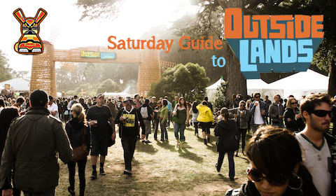 Outside Lands Saturday 2013