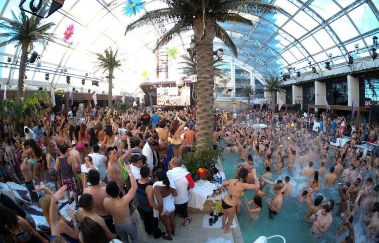 Marquee Las Vegas Reinvents Nightlife And Pool Parties On
