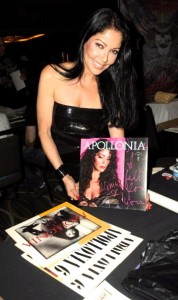 Apollonia Signing