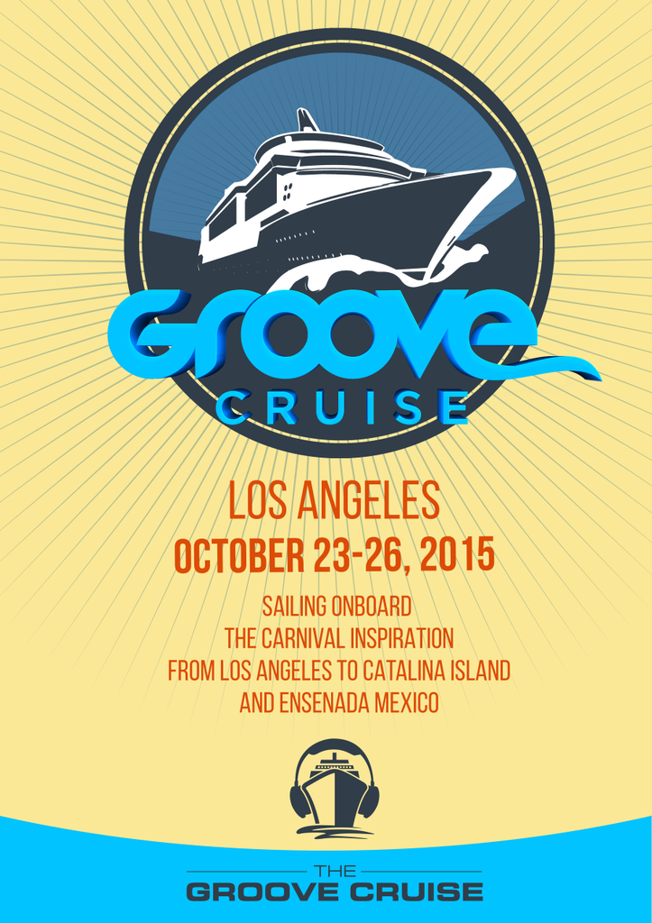 Groove-Cruise-LA-2015-discount-code-booking